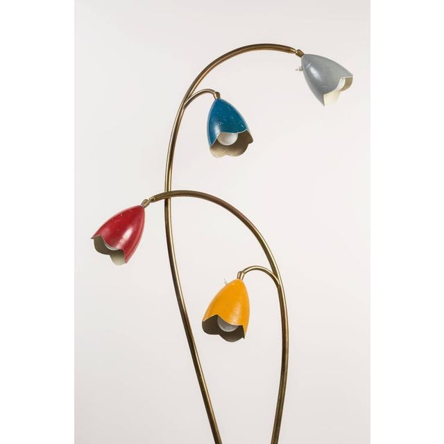 Italian Floor Lamp in the Style of Arredoluce - Image 3 of 10