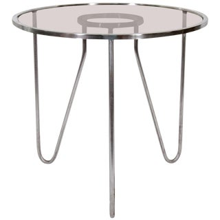 Mika Ring Tripod Table