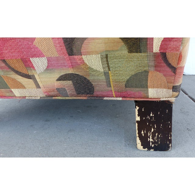 Mid-century Modern Donghia Style Lounge Chair - Image 7 of 8