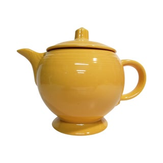 Homer Laughlin Fiestaware Teapot