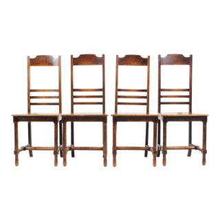 1920s Art Deco Style Cafe Chairs - 4