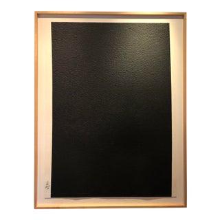 Richard Serra Extension #3 Etching