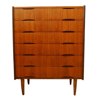 1960s Danish Teak Dresser