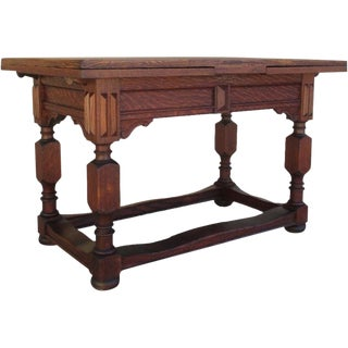 English Antique Refectory Table