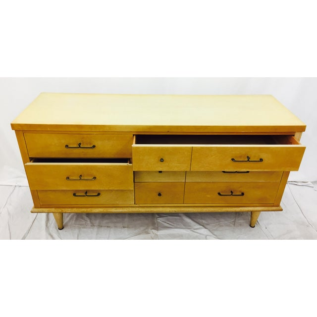 Vintage Dixie Furniture Mid Century Dresser Chairish
