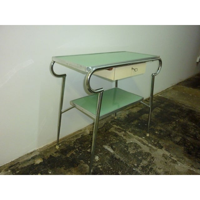 Image of Italian Art Deco Table