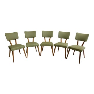 Mid-Century Modern Dining Chairs by Meier & Pohlmann Co. - 5