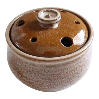 Ceramic Potpourri Pot