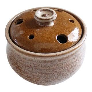 Ceramic Potpourri Pot