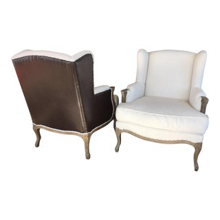 Pacific Direct Marie Armchairs Chairs - A Pair
