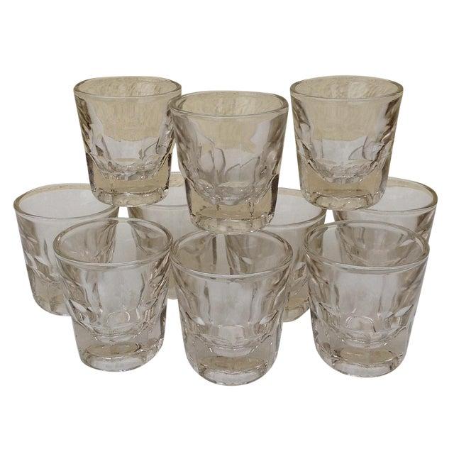 Image of Vintage Rocks Glasses - Set of 10