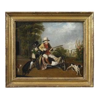 Painting Attributed to William Buss