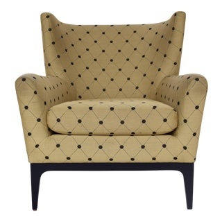 Wingback Chair, Modern Design