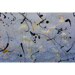 """Image of """"Galaxy Two"""" Abstract on Paper"""