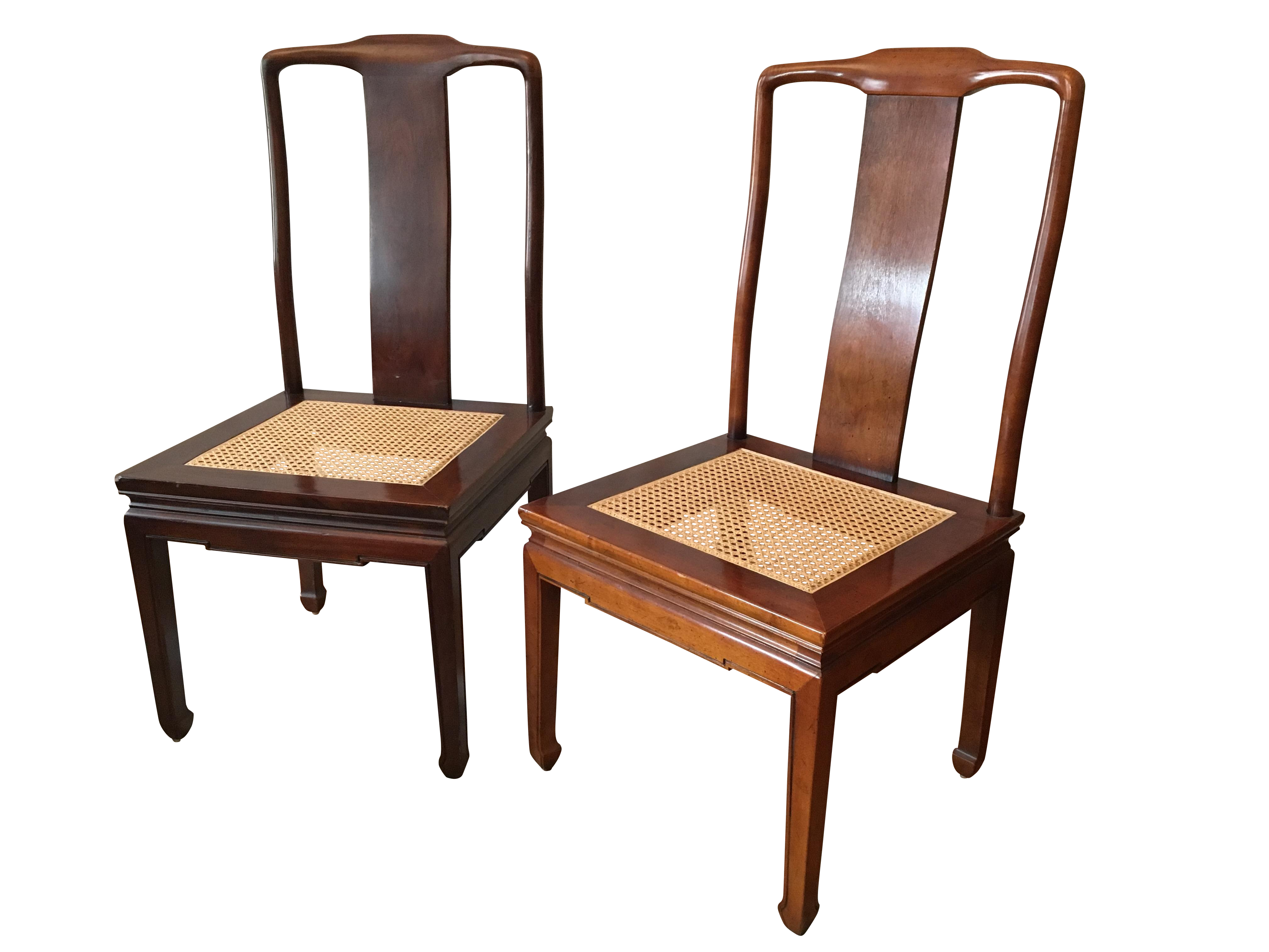 Henredon dining room chairs