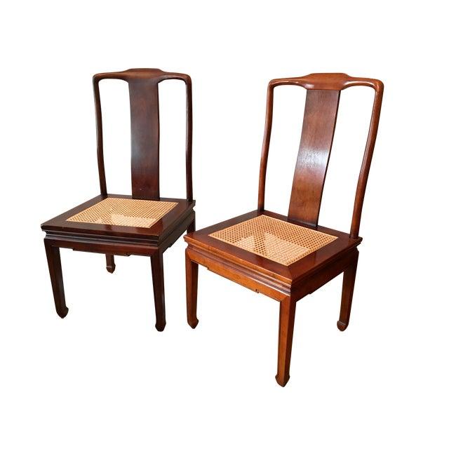 henredon dining chairs set of six chairish