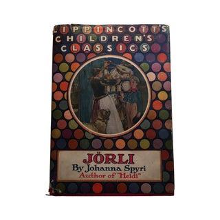 "1928 ""Jorli by Johanna Spryi"" 1st Edition"