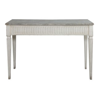 Vintage Gustavian Style Side Table