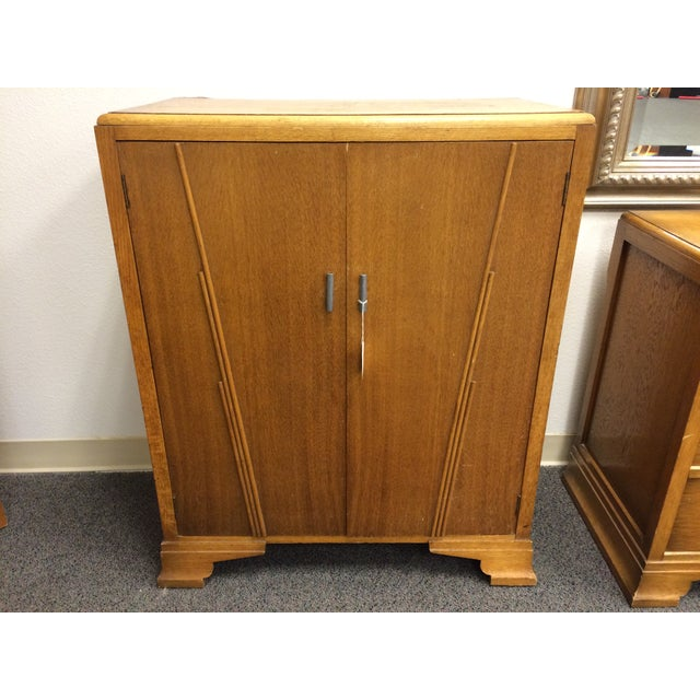 1935 Cws London Small Dresser Cabinet Chairish