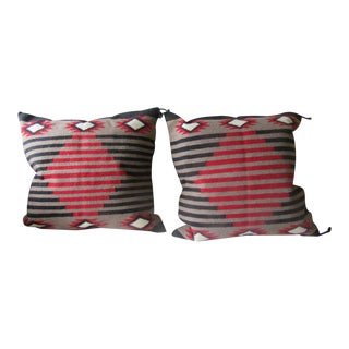 El Paso Saddle Blanket Pillows - A Pair