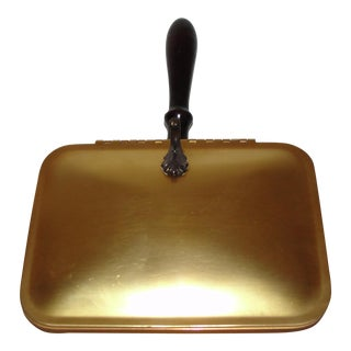 McClelland Barkley Brass Bread Crumb Catcher