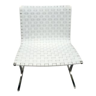 White Ubby Lounge Chair