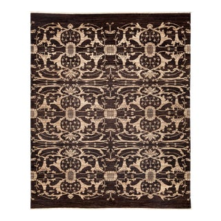 """Gabbeh Hand Knotted Area Rug - 8'3"""" X 10'"""
