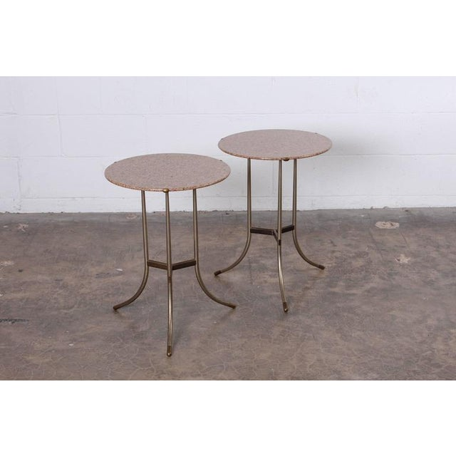 Pair of Side Tables by Cedric Hartman - Image 5 of 10