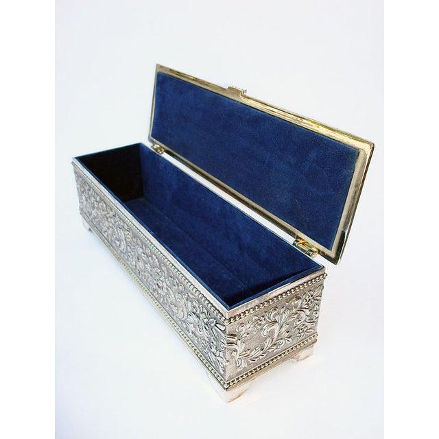Bejeweled Vintage Keepsake Box - Image 5 of 8