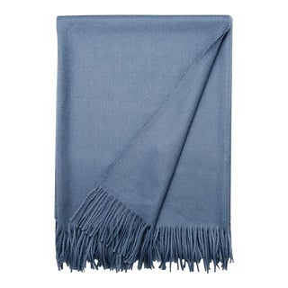 100% Baby Alpaca Luxury Throw by Elvang Denmark