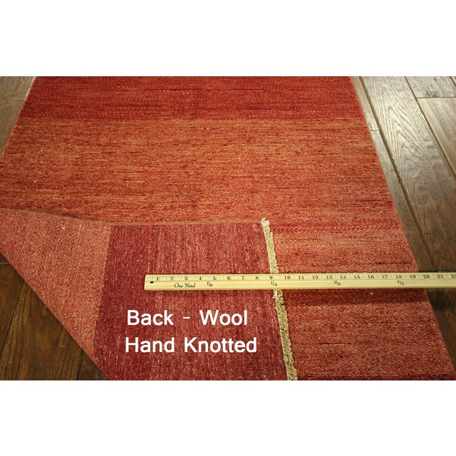 Modern Collection Gabbeh Runner - 2′9″ × 10′ - Image 9 of 9