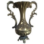 Image of Petite Brass Single Flower Vase