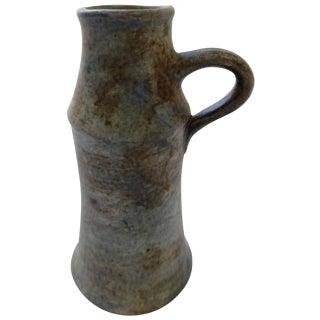 Mid Century Studio Pottery Vase