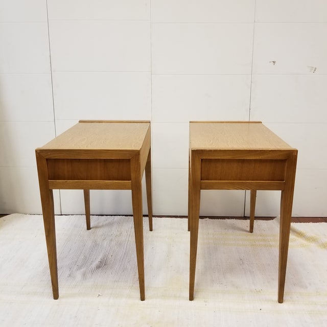 Mid-Century Basic Witz Dressing Tables - A Pair - Image 4 of 7