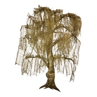 Brutalist Tree Sculpture