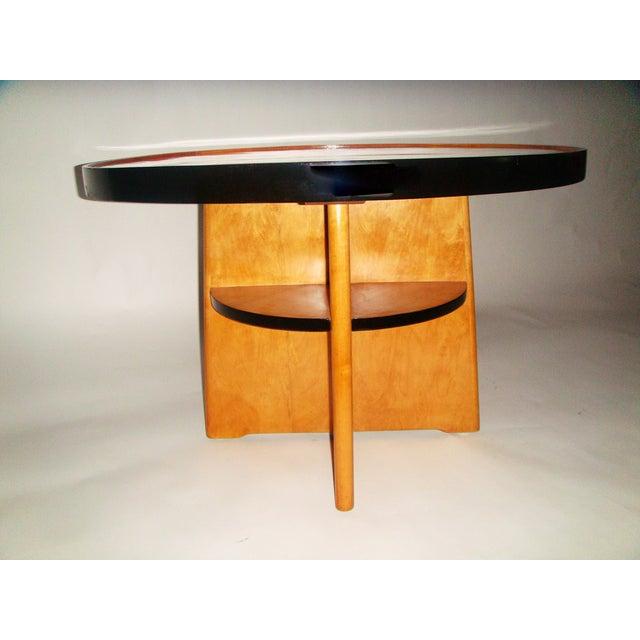 Swedish Art Deco Coffee Table - Image 3 of 5