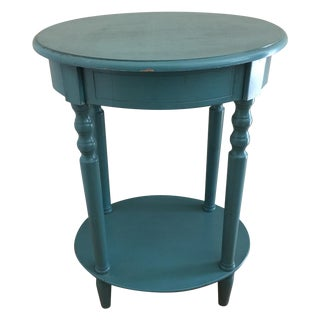 Shabby Chic Painted Accent Table