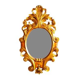 Vintage LaBarge Gilt Mirror