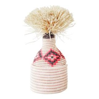 Akeza Handwoven Sweetgrass Basket