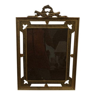 1920s French Photo Frame