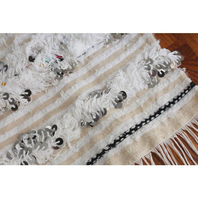 Moroccan Wedding Blanket - Image 6 of 7