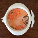 Image of Mid-Century Plastic Fish Coasters - Set of 4