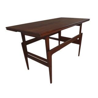 Danish Teak Metamorphic Coffee & Dining Table