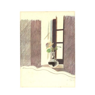 David Hockney Le Nid Du Duc 1974 Poster