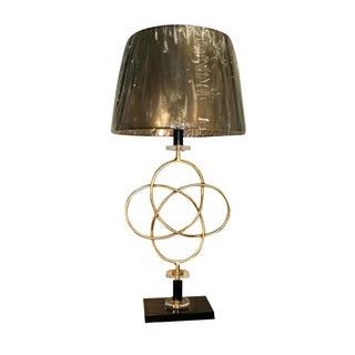 Modern Art Metal Lamp