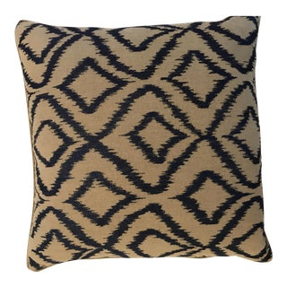 "Williams Sonoma ""Embroidery Trellis"" Decorative Pillow"