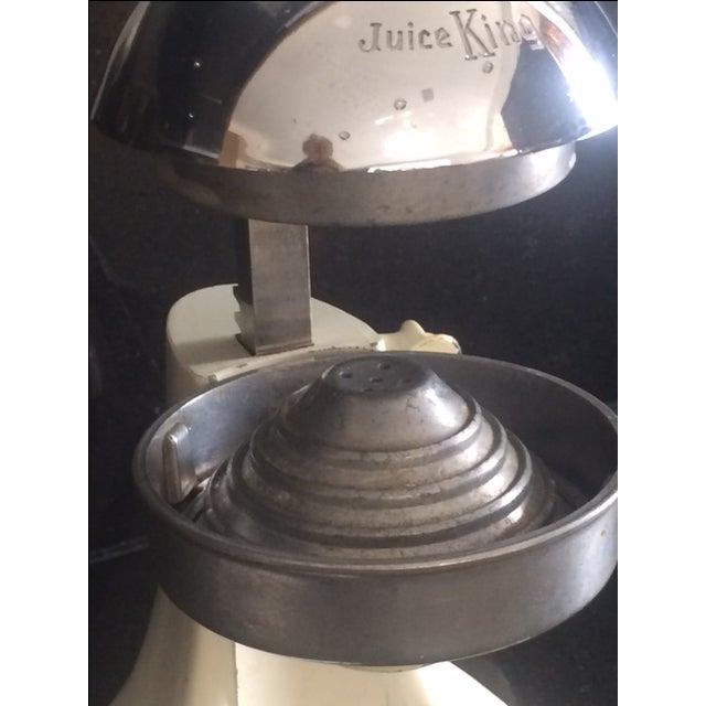 "Image of MCM Original ""Juice King"" Hand Juicer"