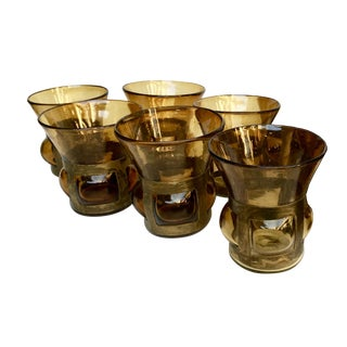 Vintage Felipe Derflingher Glasses - Set of 6