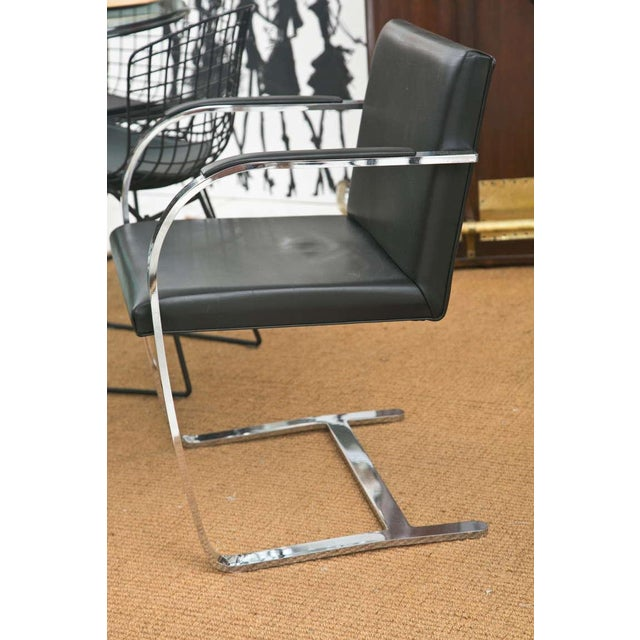 Brno Chair by Ludwig Mies van der Rohe for Knoll - Image 3 of 6