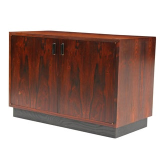 Harvey Probber Rosewood Cabinet